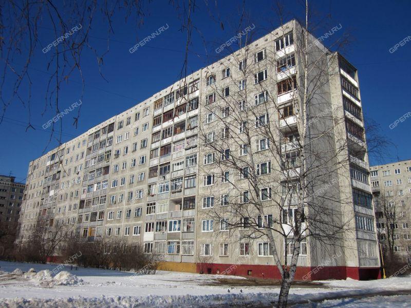 трёхкомнатная квартира на улице Космическая дом 58