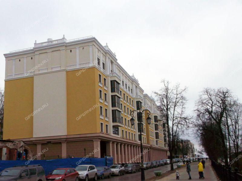 Верхне-Волжская набережная, 10 к1 фото