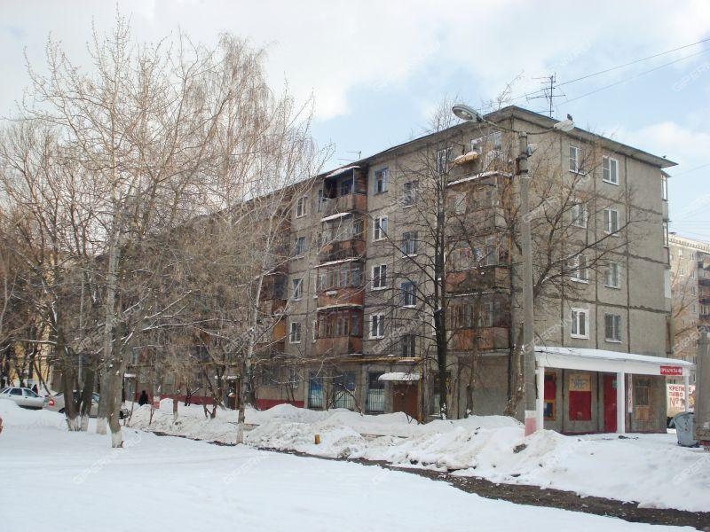 однокомнатная квартира на улице Лоскутова дом 23