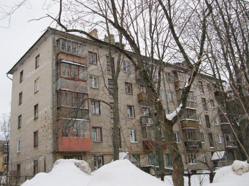 комната в доме 12 на улице Бекетова