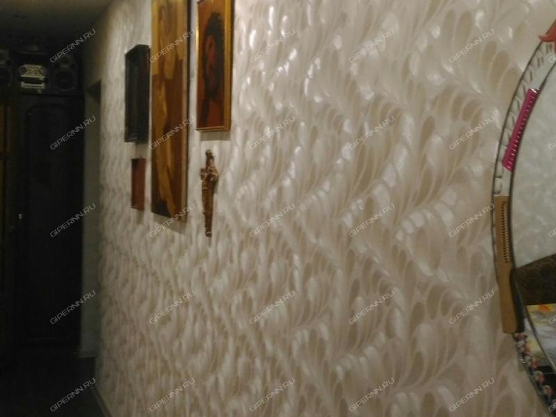 трёхкомнатная квартира на улице 40 лет Пионерской Организации дом 9 город Балахна