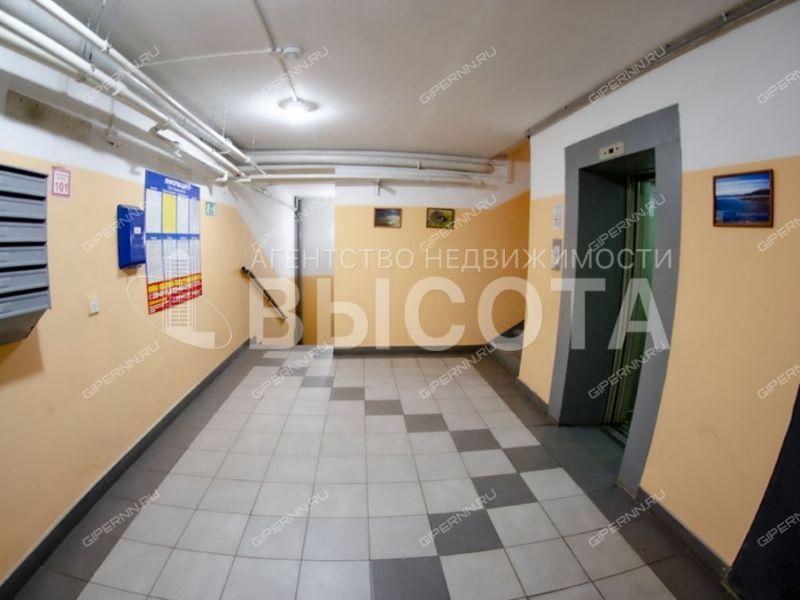 однокомнатная квартира на улице Тонкинская дом 7А