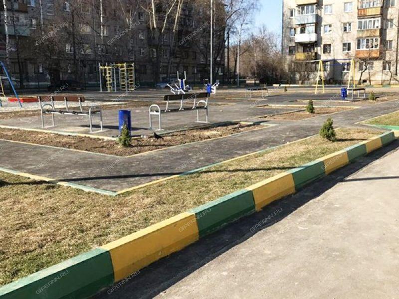 двухкомнатная квартира на улице Чапаева дом 6 город Балахна