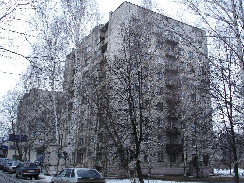 комната в доме 231 на Московском шоссе