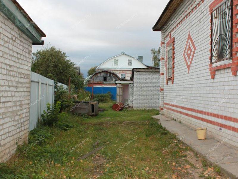 дом на улице Учительская