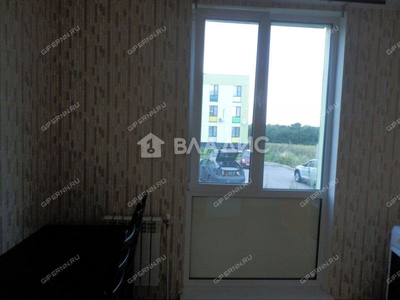 однокомнатная квартира на Изумрудная улица дом 14 к2 посёлок Культура