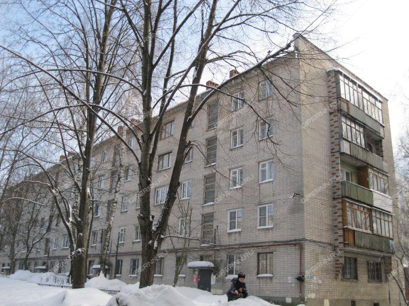 однокомнатная квартира на Медицинской улице дом 2а