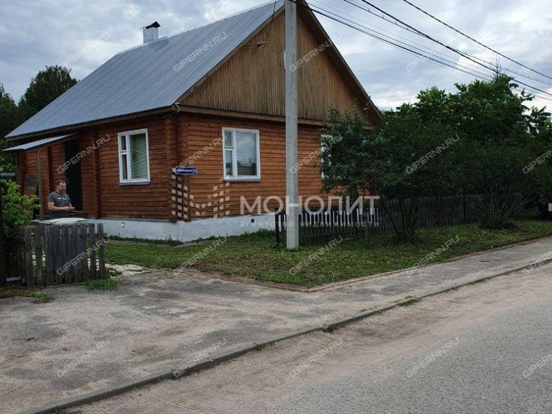 дом на Конева (Серебряный Бор мкр.) улица город Бор