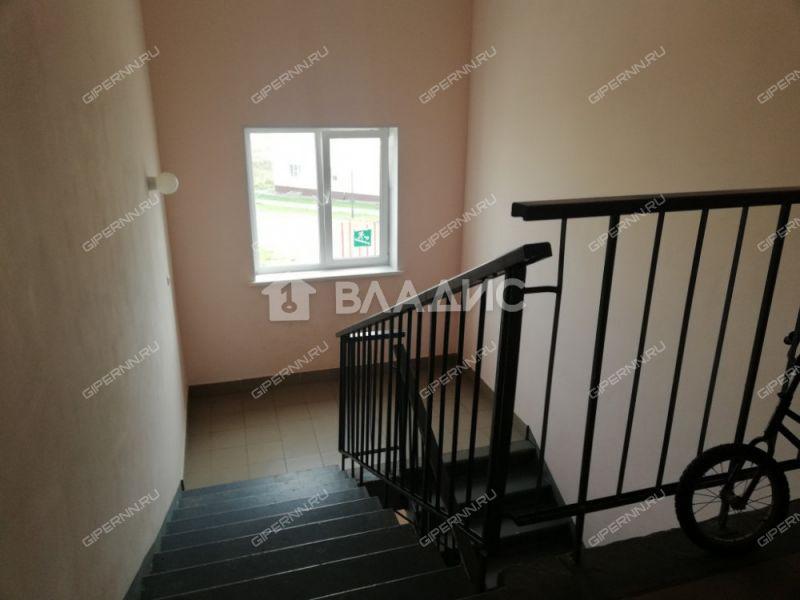 однокомнатная квартира на улице Гагарина дом 14 к1 город Нижний Новгород