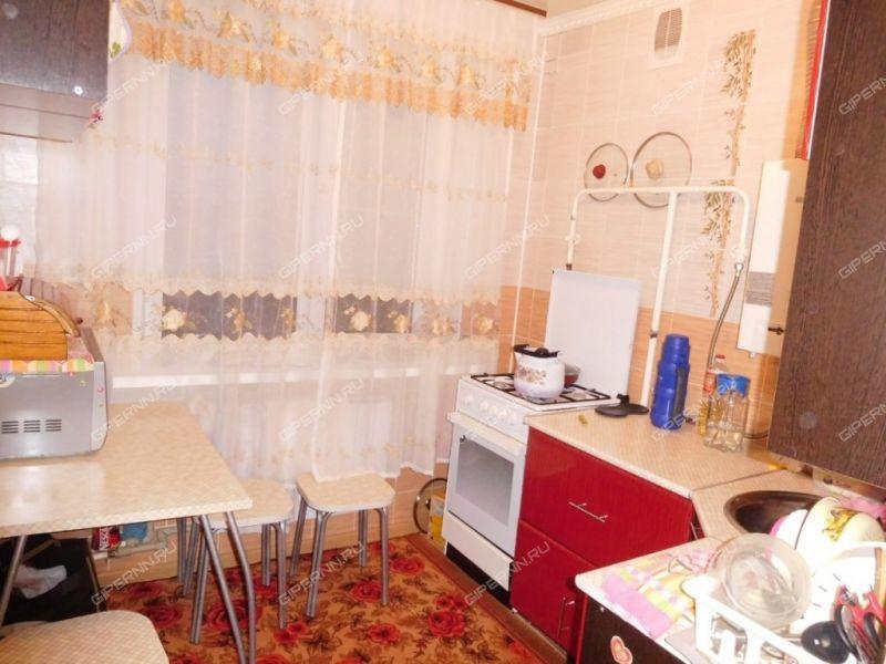 двухкомнатная квартира на улице Зелёная дом 43 посёлок Нижегородец