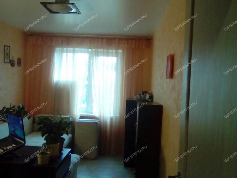 двухкомнатная квартира на Краснозвёздной улице
