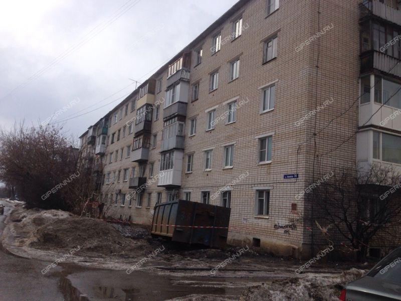 двухкомнатная квартира на улице Ленина дом 70 город Балахна