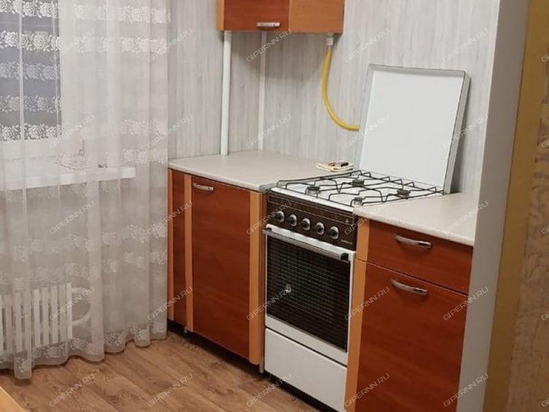 однокомнатная квартира на улице Родионова дом 165