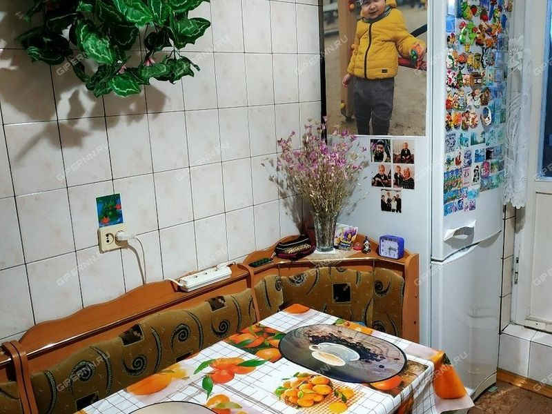 комната в доме 6 на улице Витебская
