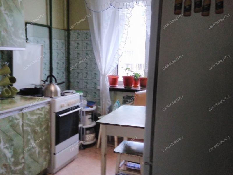 четырёхкомнатная квартира на улице Касимовская дом 19