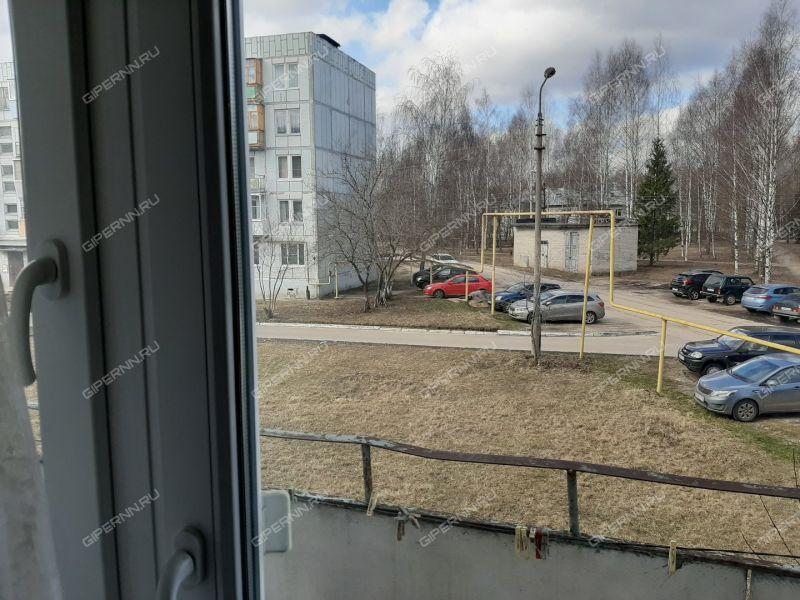 однокомнатная квартира на улице Энтузиастов дом 11 рабочий посёлок Смолино