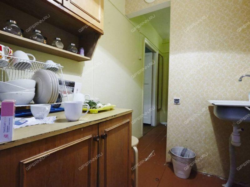 двухкомнатная квартира на улице Брестская дом 6