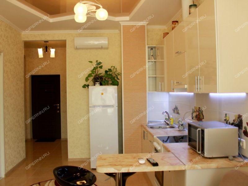 двухкомнатная квартира на улице Челюскинцев дом 27