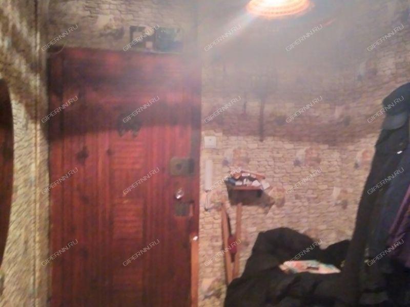 двухкомнатная квартира на улице Адмирала Васюнина дом 12 к3