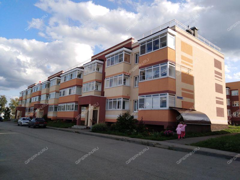 однокомнатная квартира на Олимпийском проспекте дом 7 город Нижний Новгород