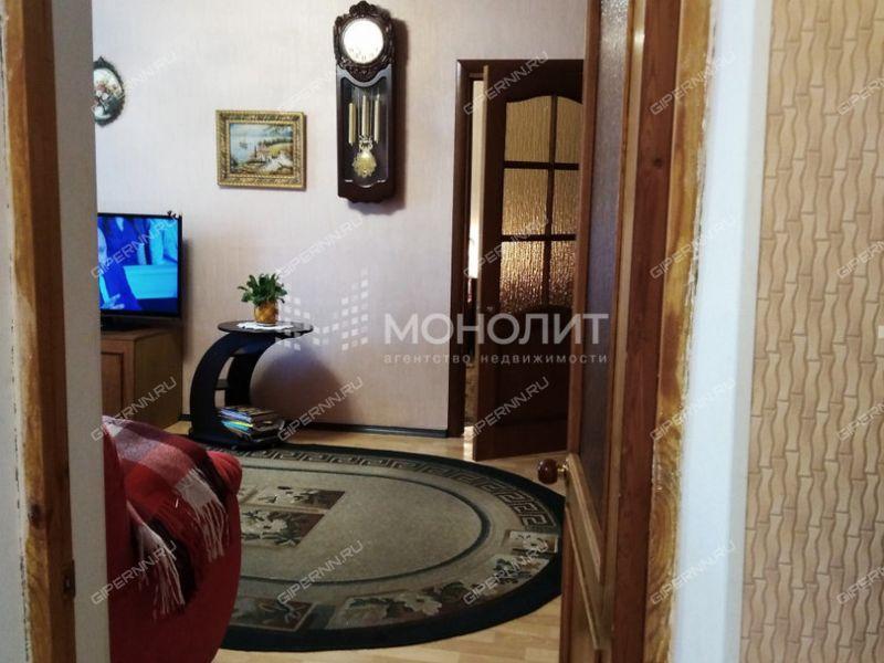 двухкомнатная квартира на улице Петровского дом 11