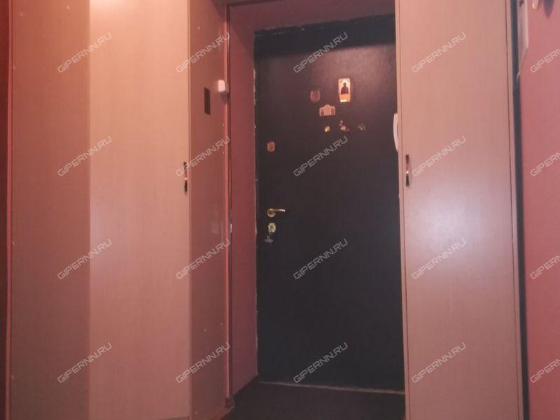 двухкомнатная квартира на Молодёжной улице дом 1А город Бор