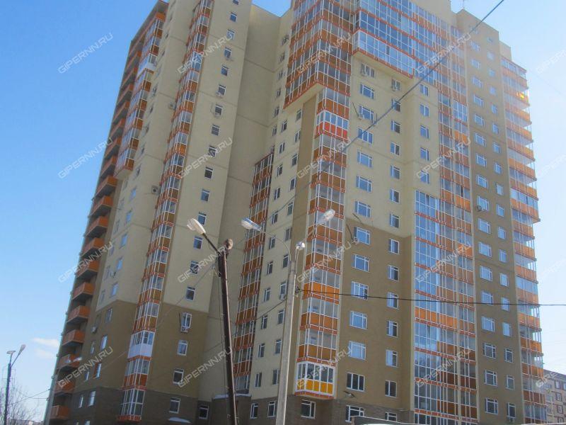 однокомнатная квартира на улице 40 лет Победы дом 4