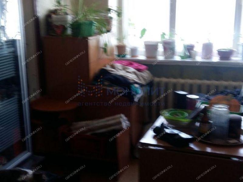 двухкомнатная квартира на улице Красных Партизан дом 6