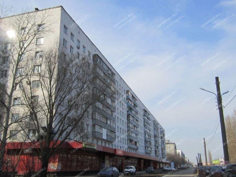 однокомнатная квартира на проспекте Ленина дом 61