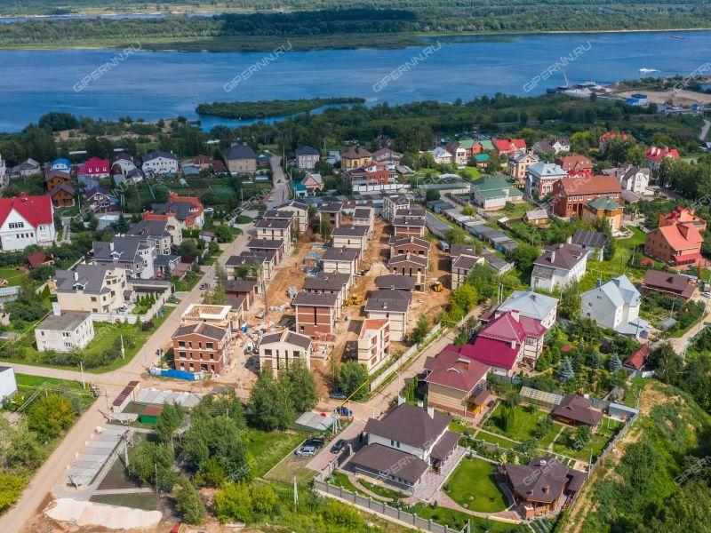 дом на улице Родионова