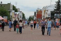 Общая концепция благоустройства объединит Большую Покровскую и площадь Горького