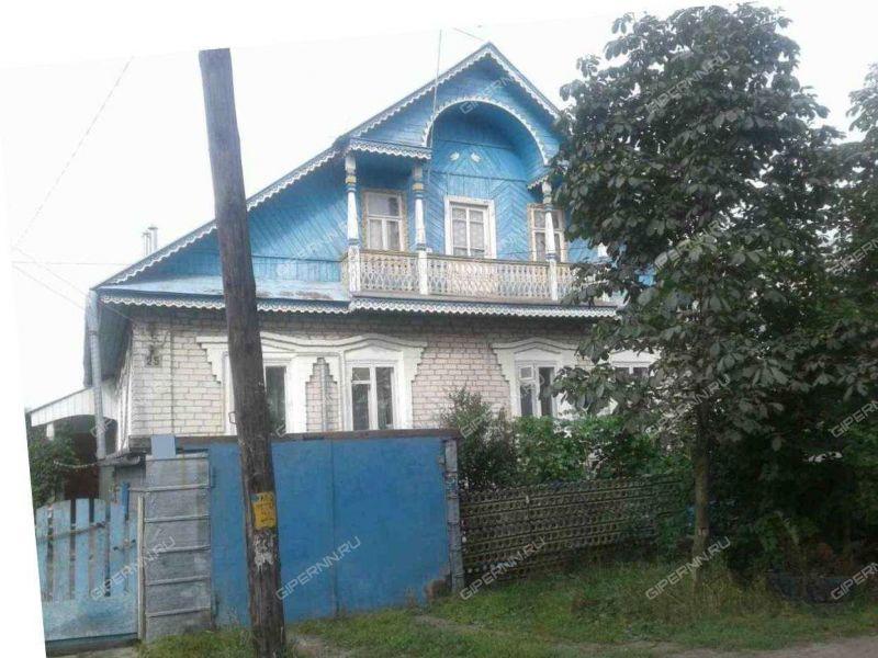 дом на улице Кооперативная рабочий посёлок Горбатовка