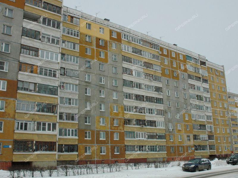 трёхкомнатная квартира на улице Молитовская дом 4