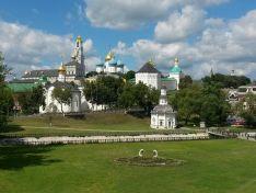 Сергиев Посад может стать столицей православия