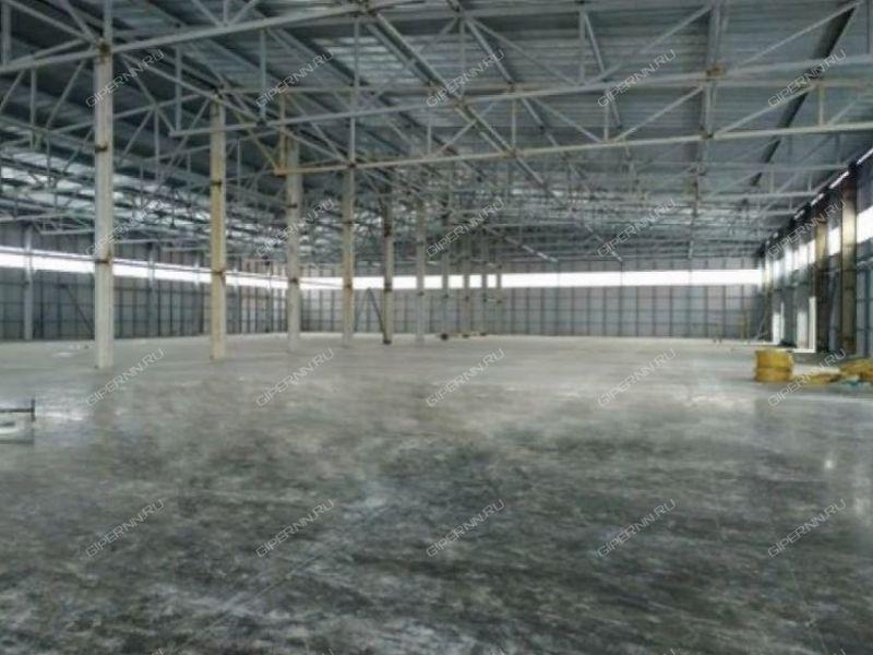 имущественный комплекс под склад, производственную площадь на улице Чаадаева