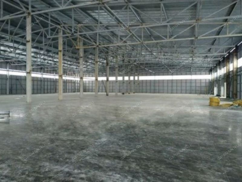 имущественный комплекс под склад, производственную площадь на улице Федосеенко