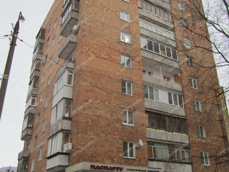 двухкомнатная квартира на Большей Покровской улице дом 73