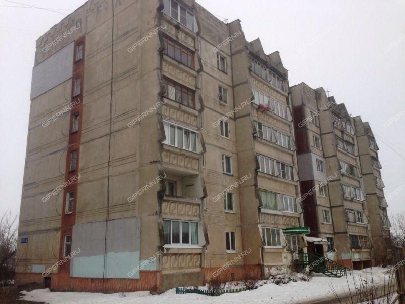 однокомнатная квартира в переулке Гашека дом 4 город Балахна