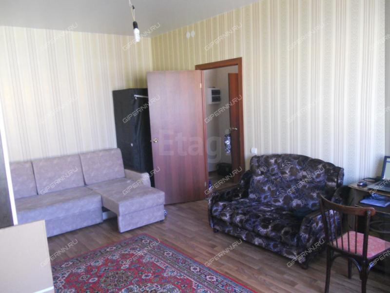 однокомнатная квартира на Инженерный пр-д дом 5 посёлок Новинки