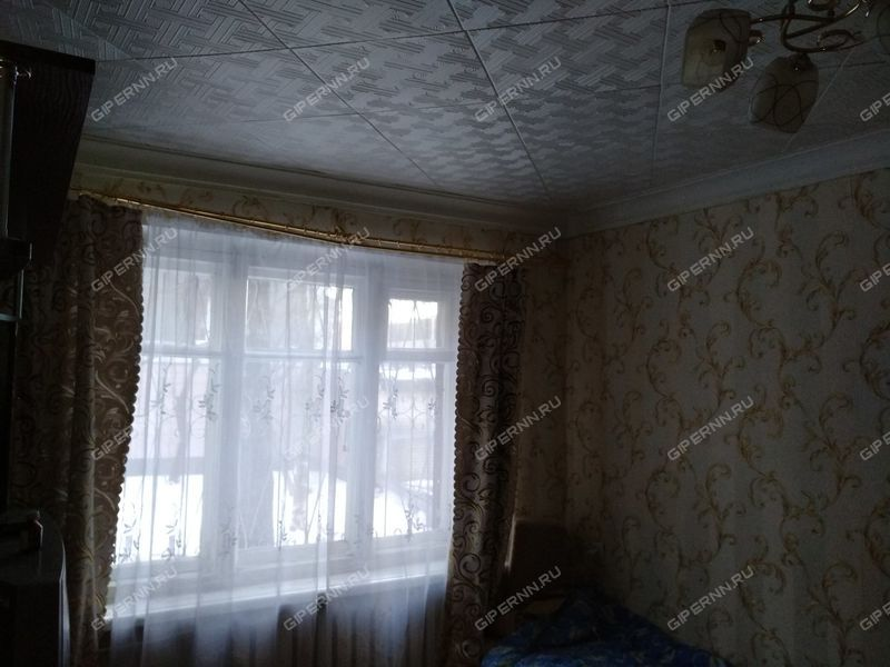 двухкомнатная квартира на улице Бекетова дом 59