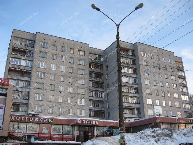 однокомнатная квартира на улице Ванеева дом 96