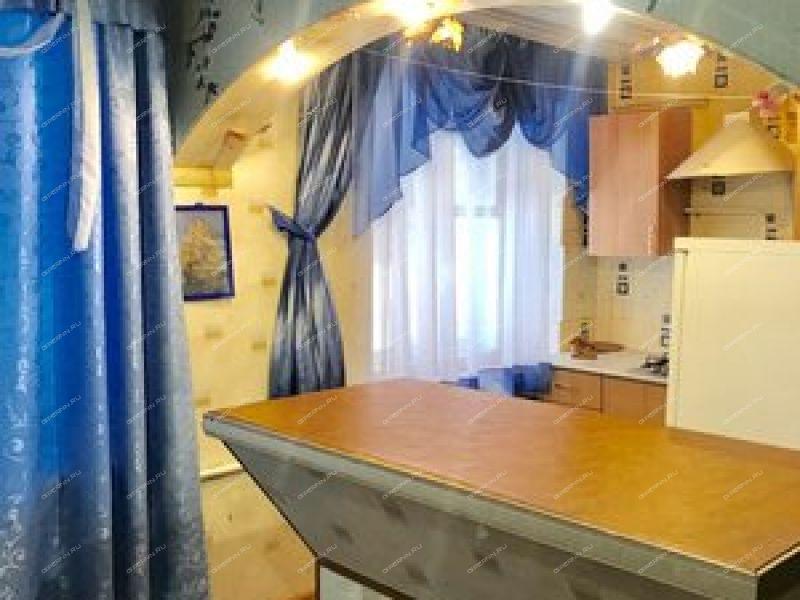 двухкомнатная квартира на Генерала Маргелова улица дом 61 деревня Истомино